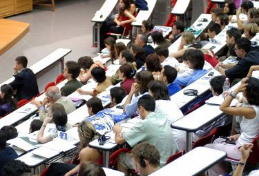 UNIVERSITA' TOR VERGATA   STUDENTI UNIVERSITARI AULA UNIVERSITARI