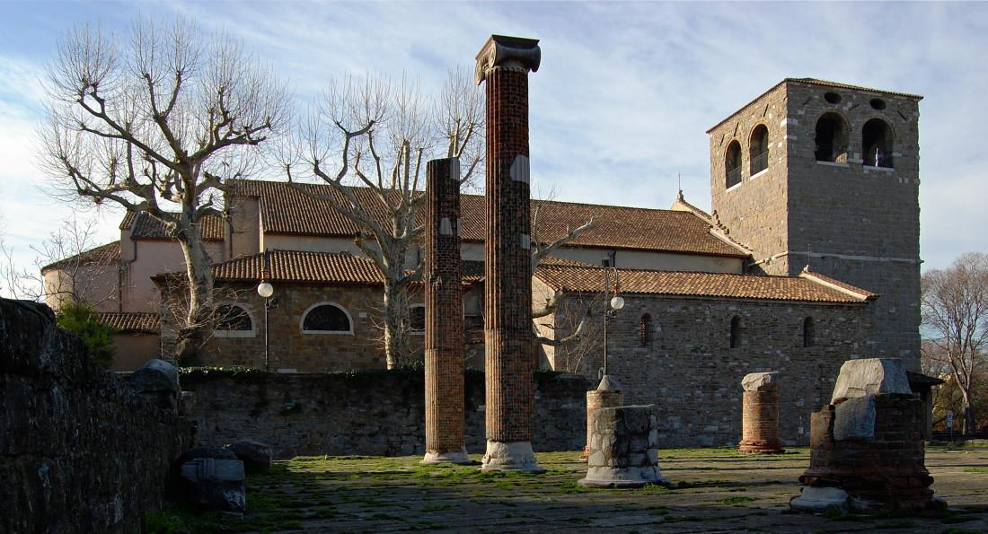 San_Giusto_Cathedral_and_Roman_Forum,_Trieste