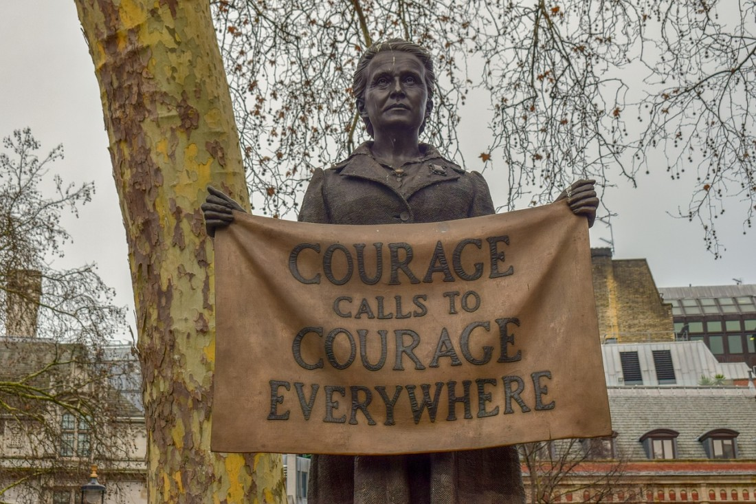 millicent-fawcett-3990590_1280